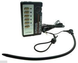 Wholesale Rubber Urethral Sounds - 265mm 10 Inch Silicone Urethral Sound & Rubber Penis Band Electro Shock E-Stim 1