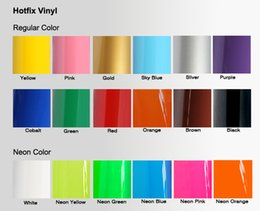 Wholesale Vinyl Clothing - Free Shipping Heat Transfers Vinyl For Clothes Decoration Custom Service Available