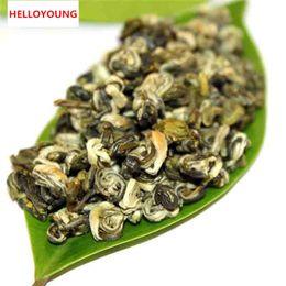 Wholesale Greens Health Foods - C-LC015 New Spring Biluochun tea 100g premium Pilochun tea Bi luo chun green tea the green food health care products