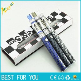 Wholesale Ego Cigarette Batery - New Electronic Cigarette EVOD Kit Evod Batery ego battery 900mah and mini protank Atomizer Ecig with retail box new hot