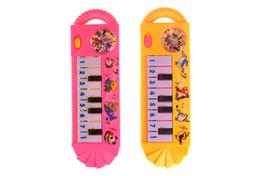 Teclado musical de juguete online-Juguetes para niños teclado multifunción piano bebé educación infantil música piano bebé juguete piano pequeño portátil