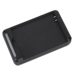 Wholesale Yiboyuan Battery Charger - YIBOYUAN Charger Cradle Charger Battery + USB Travel For Samsung i9300 Galaxy S3 SIII