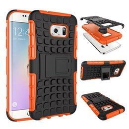Wholesale Iphone 5c Back Case - For iPhone X 8 6 6S 7 Plus 5 5S SE 5C Kickstand Rugged Armor Case Shockproof Defender Hard Defender Back Phone Cases For iPod touch 5 6