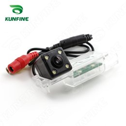 Wholesale Vw 15 - CCD Track Line Car Rear View Camera For VW Golf7 2013 15 CC Scirocco 2014-2015 Lamando 2015 Parking Camera Night Vision Waterproof KF-V1170L