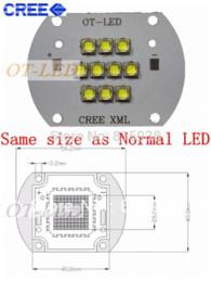 Wholesale Cree Xml2 - High Quality!CREE XML2 LED 100W LED XM-L2 White 6500K LED Emitter Light DC28-36V 3000mA 100W 12000LM with Cooper PCB