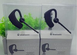 Wholesale Wholesale Legends - Bluetooth Headset Voyager Legend With Text And Noise Reduction Stereo Headphones Earphones For Iphone Samsung Galaxy HTC US03 2016