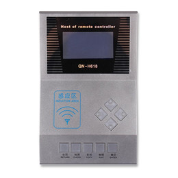 Wholesale Host Remote Controller - Wholesale-QN-H618 Host of Remote Controller QN-H618 Wireless RF Copier H618 key locksmith tool Host of car key Remote Controller Ship Free