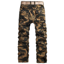 Wholesale Military Pants Knee Pads - Camouflage tactical military clothing paintball army cargo pants combat trousers multicam militar tactical pants with knee pads Size:28-40
