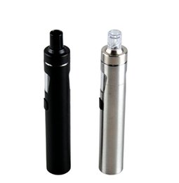 Wholesale Battery Ego Design - 2017 Hot Sale Joyetech eGo AIO Kit All-in-one Design 2ml 1500mAh Battery vs Kanger Subvod Eleaf iJust Kit Vape Mods