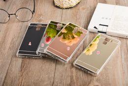 capas de telefone bling lg Desconto Bling espelho glitter galvanizar macio tpu pc phone case para huawei honor 7 p8 p9 lite plus lg g3 g4 g5 v10 tampa da pele rosa de ouro 100 pcs