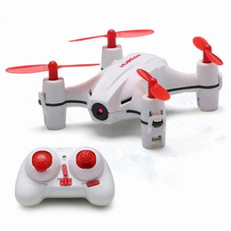 Wholesale Hubsan Camera - Original Hubsan H002 For Nano Q4 With 720P HD Camera 2.4G 4CH 6Axis Headless Mode RC Quadcopter RTF Camera Drones