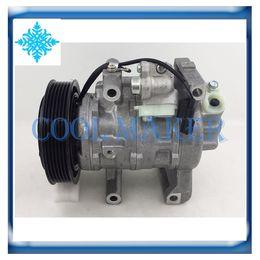 Honda ac kompressoren online-10SRE11C ac Kompressor für Honda City BC447280-2620 447280-2620