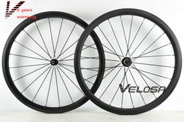 Wholesale Wheelset Sale - Hot Sale,700C x 23 road bike carbon wheelset light weight Road bike carbon wheel,38mm clincher tubular wheelset