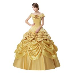 Wholesale Dress Summer Free Side - Free Shipping Vestidos De Debutante 2018 Off the Shoulders Ball Gown Quinceanera Dresses Custom Made Prom Dress