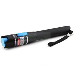 Cabo de fibra de laser on-line-Verificador visual do localizador da falha do verificador de cabo da fibra óptica do laser da luz 1mw vermelho para 10KM