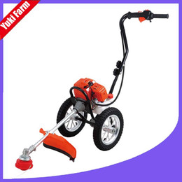 Wholesale Force Engines - Hand push lawn mower 4-stroke engine grass cutting machine mini power weeder wheat rice cutter harvester machine agricultural