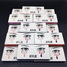 Wholesale Models Makeup - 2017new kylie False Eyelashes 20 model Eyelash Extensions handmade Fake Lashes Voluminous Fake Eyelashes For Eye Lashes Makeup Free shipping