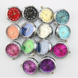 Wholesale Charm Watches Sale - AD1302805 Hot Sale Snap Buttons Jewelry Button For Bracelet Necklace Fashion DIY Jewelry Watch Snaps Charms for 20mm button snaps