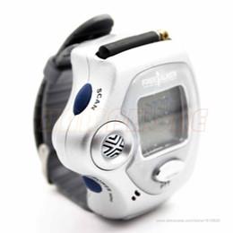Wholesale Pair Watch Walkie Talkie - Wholesale-2pcs  Pair Digital Wrist Watch Freetalker RD-820 Walkie Talkie Ham Radio Interphone 2-Way Radio With VOX Operation