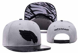 Wholesale Trukfit Black Blue - 2016 new arrival Eagles Snapback Caps Adjustable All Team Basketball Hats Black Trukfit Hip Hop Snapbacks High Quality Players Sports