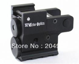 Wholesale Vector Optics Sights - Vector Optics Compact Tactical Handgun Green Laser Sight Scope with fit 20mm Rails for Glock 17