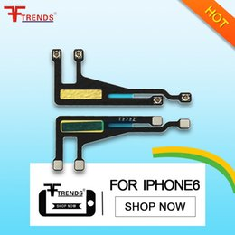 Wholesale Iphone Cable Dhl - for iPhone 6 4.7 inch WiFi Antenna Replacement Repair Parts Wi-Fi Flex Cable Free DHL Shipping High Quality AA0468