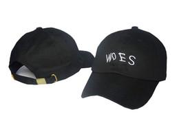 Wholesale Army Fashion For Women - 2016 fashion Baseball Hats black pink woes cap snapback caps For Men Women Casquette Gorras sports Hip Hop Bones brand sun hat Drop Shipping
