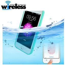 Wholesale Outdoor Waterproof Covers - Shockproof Dustproof Underwater Diving Waterproof Cases Cover For iphone 6 6S 6 Plus s7 waterproof case Shell Outdoor Case