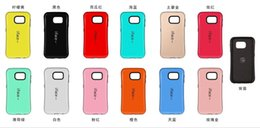 Wholesale Iface Cover Case - Slim iFace Soap Soft TPU Case For Galaxy S7 Edge Plus A710 A510 A310 J1 ACE Korea Hybrid Silicone Fashion Phone Rubber 3D Back Skin Cover