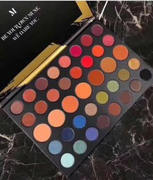 Wholesale Christmas Eyeshadow Palette - Factory Direct DHL Free Shipping new HOLIDAY DARE TO CREATE 39A Eyeshadow Palette 39 Colors Christmas Eye shadow Powder Palette