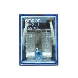 Wholesale Omron Power Relay - (Please contact us for the unit price before purchase)Omron 24VDC DPDT (2 Form C) 8-Pin Power Relay MY2-J