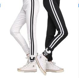 Wholesale Wholesale Clothing For Teenage Girls - 2016 autumn new teenage 6-14Y girls leggings cotton pants for girls sport leggings children school trousers kids clothing