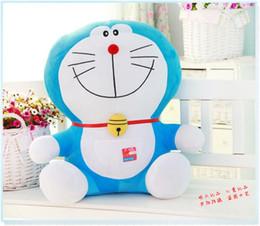 Wholesale Doraemon Cloth - 50cm stuffed cat plush toy doraemon plush toy doll
