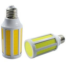 Wholesale E27 7w Cob Corn - 7W ulter bright COB led corn bulb AC220V AC110V white  warm white led corn lamp E27 360 Degree led cob light Free Shipping