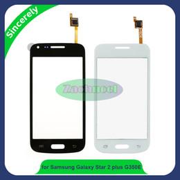 4.3 pouce G350E TP pour Samsung Galaxy Star 2 Plus SM-G350E G350E Écran Tactile Digitizer Capteur Lentille En Verre de Haute Qualité Pièces ? partir de fabricateur