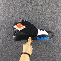 Wholesale New Arrival Discounted Basketball Shoes - 2017 New Arrival Wholesale Kyrie S1 Hybrid Men Basketball Shoes Kyrie Irving 1 2 3 Bring Together Discount Outdoor Sports Sneakers