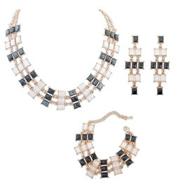Wholesale Lowest Price Wedding Suit - hot sale new arrival personality exotic spiral knife pendant glass earssings necklace suit lowest price wholesaleHalloween gifts