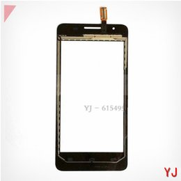 Wholesale Huawei U8951d - Mobile Phone Accessories Parts Mobile Phone Touch Panel Original Touch Screen Digitizer for Huawei Ascend G510 U8951 U8951D -Black