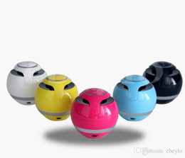 Wholesale Mini Speaker For Pc Mp3 - New Design Bluetooth Speaker Wireless Calling FM TF Card Bluetooth Multi-function For Mobile Phone ,Tablet PC ,Ipod 5