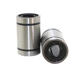 Wholesale Linear Bush Bearing - Wholesale- 2015 New 1pcs LM8UU 8mm Linear Ball Bearing Bush Bushing cnc parts 3D printer VED84 P