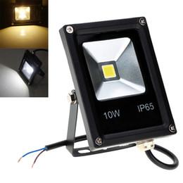 Wholesale Thin Led Flood Lights - Ultra Thin Led Reflector 10W Led Flood light Waterproof IP65 Floodlight AC85-265V Outdoor Camp Lamp Lighting
