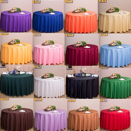 Wholesale Wedding Linen Table Cloth - Best Choice 6FT Round Sequin Table Cloth Sparkly Champagne Tablecloth Beautiful Elegant Wedding Sequin Table Linens Sequin Table Cloth
