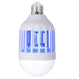 Wholesale Mosquito Killer Bulb - Electronic Insect Killer, Bug Zapper Light Bulb, Mosquito Killer Lamp, Mosquito Zapper, Fly Killer, Mosquito Trap, Fits in 220v Light Bulb S