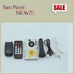 Wholesale Tvs For Cars Prices - car dvd 100% New Brand Car Music MP3 Player For Sale Remote Control Cassette Adapter for SD MMC Reader MP3 PLayer With Low Price