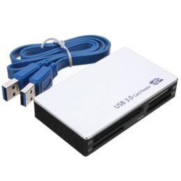 Canada Connecteur d'adaptateur de lecteur de carte mémoire tout-en-un 5Gbps haute vitesse USB 3.0 2.0 Hub pour CF Micro SD SDHC M2 Offre