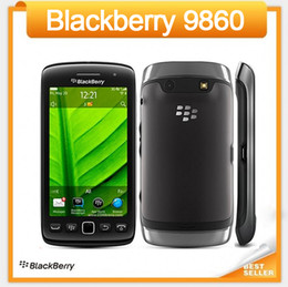 Wholesale Original Blackberry Torch CellPhone quot Touch Screen Camera MP WiFi GPS G Refurbished Mobile Phone