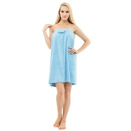 Wholesale Wholesale Used Bath Towels - Wholesale- Sinomart Solid Candy Light Blue Color Bath Robe Female 10 Color Night Spa and Bath Use Bathrobe Towel Womens Gowns,#W01