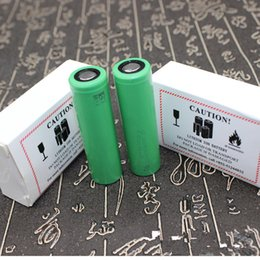 Wholesale E Bicycles - Vtc5 18650 VTC battery cell electric bicycle battery 18650 aspire 25R 2100mah 2600mah external battery for E cigarette mods