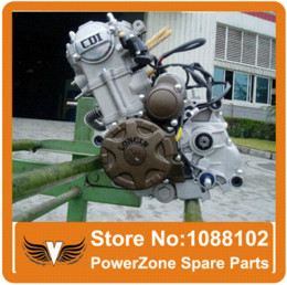Wholesale Cdi Atv Engines - LONCIN CB250 Water Cooled Cooling Engine Cylinder Head Gasket With Plastic Seal Fit 250cc Dirt Bike ATV Quad