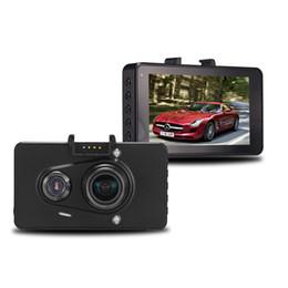 Wholesale Car Dvr Ambarella Gps - free shipping 3.0 inch GPS logger Ambarella A2 1080P FHD car dvr ,night vision camera for car